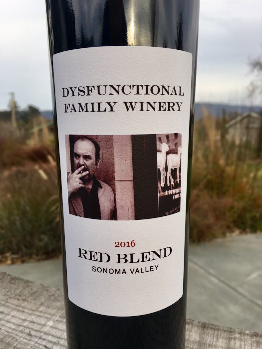 Dysfucntional 2016 label